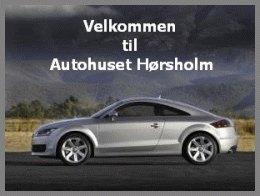 Klik her og gå til Autohuset Hørsholms hjemmeside