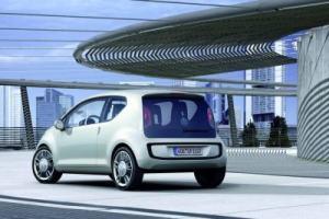 Konceptmodellen UP! varsler nye modeltyper fra VW