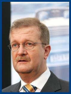 Wendelin Wiedeking har allerede arbejdet hårdt de seneste to år
