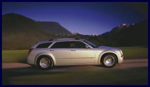 Chrysler 300C - Varemærkerne Chrysler, Jeep, Dodge og Mopar er fra og med 10. juni helt særskilte resultatenheder med eget resultatansvar.